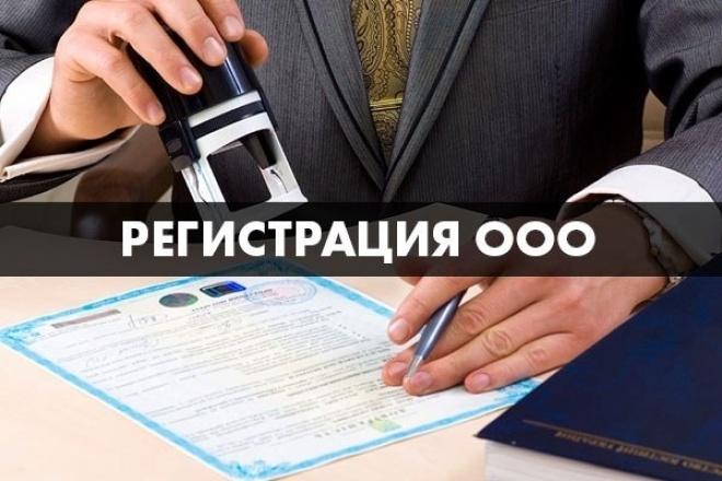 Подготовлю документы на регистрацию ООО 1 - kwork.ru