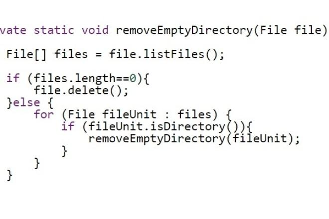 Напишу программу для работы с файловой системой 1 - kwork.ru