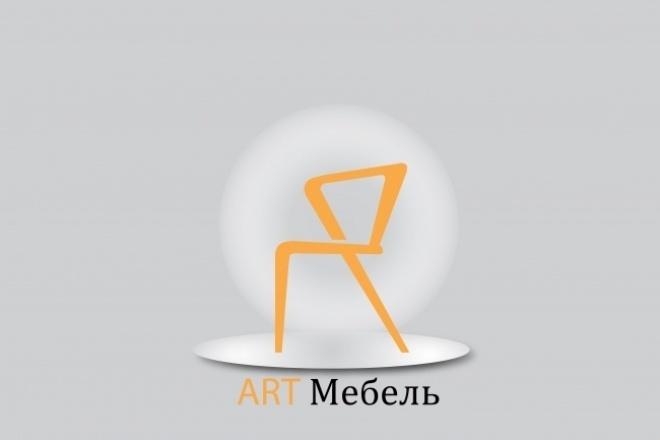Сделаю логотип по вашим эскизам в трех вариантах 1 - kwork.ru