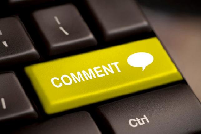 Буду писать периодически комментарии  на вашем сайте на срок 10 дней 1 - kwork.ru