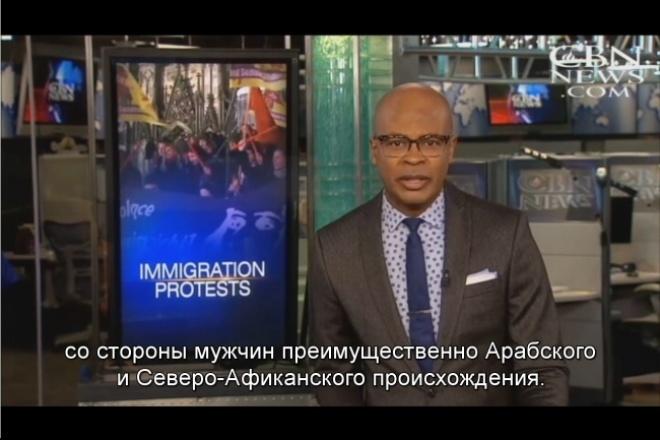 создам субтитры для видео 1 - kwork.ru