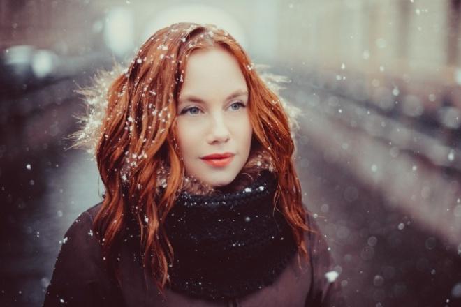 Цветокоррекция+ретушь 1 - kwork.ru