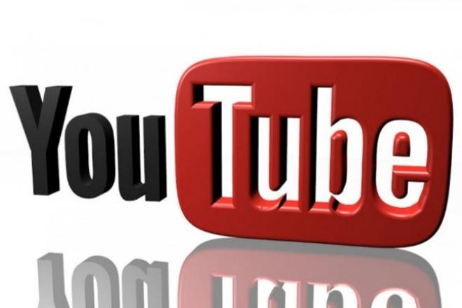 4000 просмотров You Tube (боты) 1 - kwork.ru
