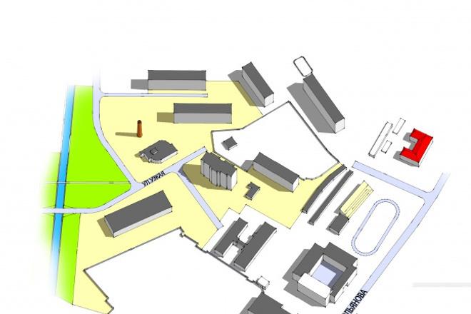 3D карты 1 - kwork.ru
