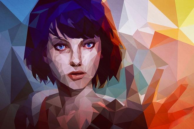 Low-poly портретИллюстрации и рисунки<br>Предлагаю Вашему вниманию услугу по созданию полигонального портрета, в миру известный как стиль low-poly (от английского low — низко и polygon — полигон — модель с небольшим числом полигонов (то бишь треугольников, например.) Является приятным подарком, плюс обладатель сможет похвастаться стильной аватаркой. Вы получаете полноразмерную версию отрисованного изображения + если имеются какие-то пожелания по работе, можно смело высказываться. Все работы делаются вручную (так сказать, с душой) в Ps, никакого автоматизма. По любым интересующим Вас вопросам, можно обратиться в личные сообщения :) ____________________________________________________________________________________ Далее предложение только для Москвы и МО! Также, если вас интересует печать готового портрета и накатка изображения на пенокартон - стоимость услуги описана ниже.<br>