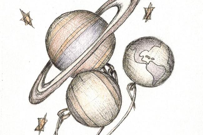 Нарисую иллюстрацию карандашом 1 - kwork.ru