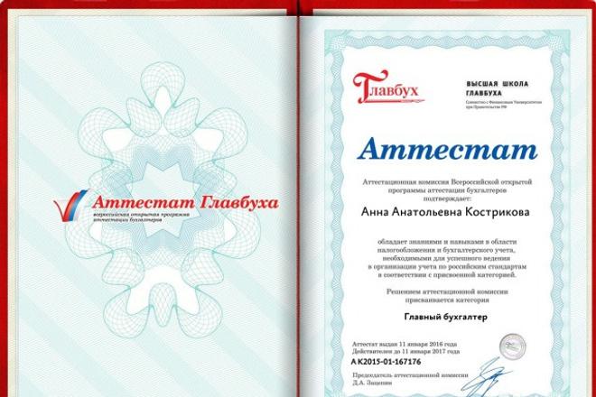 Составлю нулевую отчетность во все фонды 1 - kwork.ru