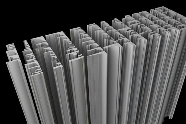 Багеты на потолокФлеш и 3D-графика<br>Предлагаю 3D модели багетов для дизайнеров, строителей, скульпторов, архитекторов, покупателей и магазинов. Вы выбираете один из предложенных профилей и получаете 3DS или модель Cinema 4D по желанию для внедрения свой проект. Выбирайте профиль в приложенных файлах - абрис - укажите ряд и позиция профиля сверху по порядку.<br>