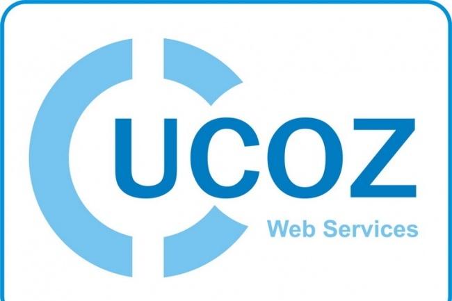 Создам сайт на ucoz 1 - kwork.ru