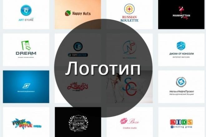 Создание логотипаЛоготипы<br>Создание логотипа — одна из важнейших составляющих фирменного стиля и залог успеха каждой компании! Логотип – один из ключевых атрибутов бизнеса. Предоставляется 2-3 разных концепций, из которых в ходе обсуждения определяется и дорабатывается окончательный вариант логотипа. После финишной доработки Вы получаете все необходимые материалы, в цветном и черно-белом варианте.<br>