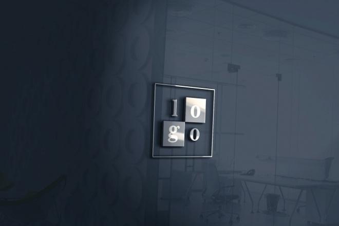 Выполню индивидуальную разработку логотипа 1 - kwork.ru