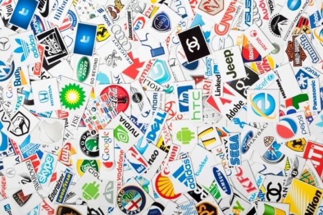 Любой логотип по Вашему эскизу 19 - kwork.ru