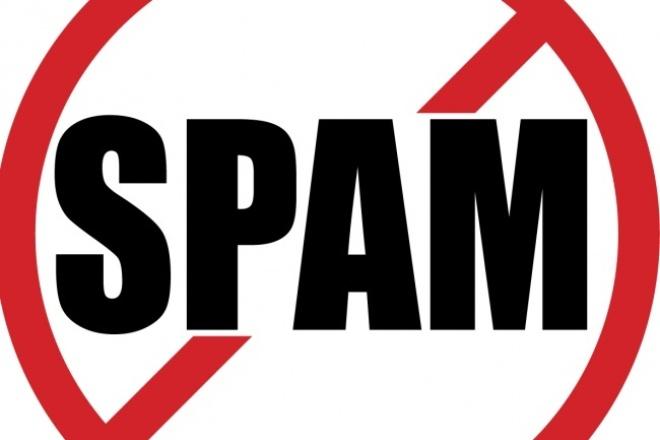 избавлю вас и ваш сайт от спама 1 - kwork.ru