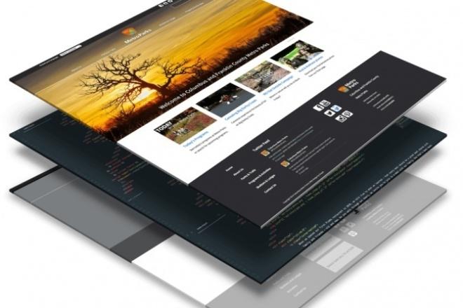Создам сайтСайт под ключ<br>Простой сайт под ключ, от дизайна и верстки, до посадки на движок и базовой настройки. Возможно наполнение сайта контентом, поисковая оптимизация, адаптация дизайна под мобильные устройства.<br>