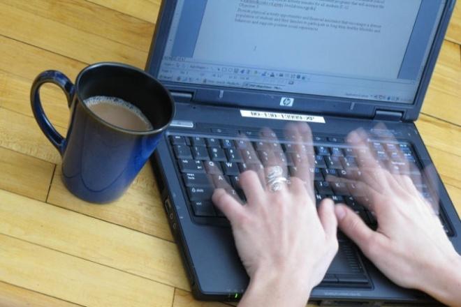 напишу статью на тему заработка в интернете 1 - kwork.ru