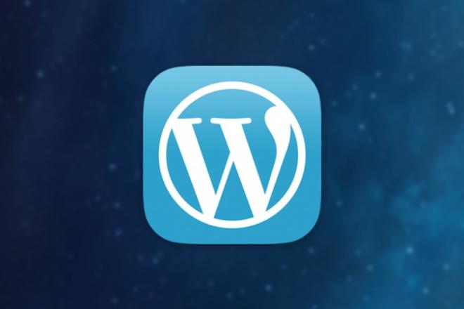 Сделаю сайт на WordpressСайт под ключ<br>В услугу входит установка Wordpress. Настройка основного пакета плагинов, установка темы сайта по вашей тематике. Так же я дополнительно устанавливаю плагины для улучшения работоспособности сайта, сео - плагины, плагин карты сайта - если нужен, плагин красивые комментарии через соц. сети - если нужен, кнопки соц сетей. - если нужны, плагины защиты сайта от злоумышленников и вирусов. Все описанные плагины входят в стоимость кворка! Но если, какие-то из них на вашем сайте не требуются, ставить не буду! Предварительно необходимо обговорить условия работы, прошу писать в личку заранее! Если необходимо помочь приобрести домен и хостинг, то услуга оплачивается дополнительно. Домен и хостинг оплачивается отдельно! Добавлю Вашу информацию на сайт (стоимость зависит от количества информации)<br>