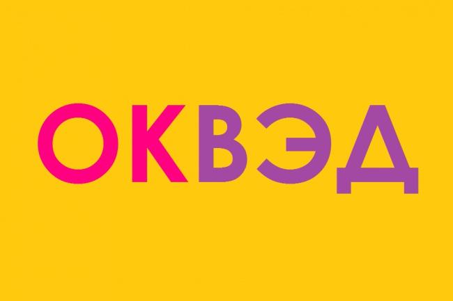 Подберу оквэд + консультация бесплатно! 1 - kwork.ru