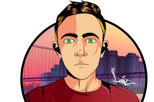 Делаю арт-рисунки на заказ 1 - kwork.ru