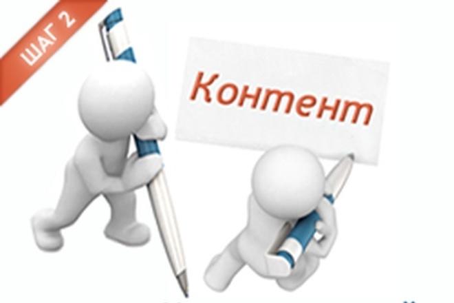 Качественные тексты от профессионала 1 - kwork.ru