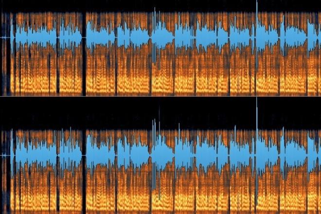 Отредактирую любой аудиофайл, добавлю музыку, почищуРедактирование аудио<br>Готов работать с любым аудиофайлом(видео) на предмет очистки от шумов, добавления фоновых шумов, музыки, быстро и недорого.<br>