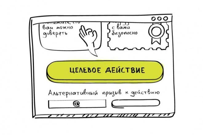 Скопирую Landing page или одностраничный сайт 1 - kwork.ru
