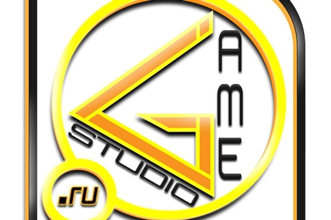 Быстро создам логотип любой тематикиЛоготипы<br>Сделаю для вас и вашей компании стильный и красивый логотип. Это может быть как просто дизайнерская надпись, так и рисунок, или же и то и другое.<br>