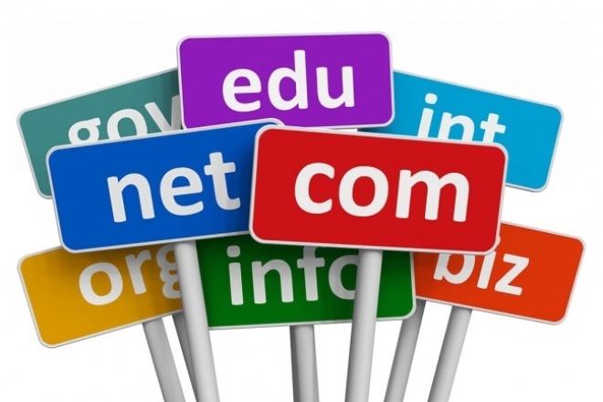 Придумаю и подберу для вас уникальное доменное имяНейминг и брендинг<br>Окажу креативные услуги по подбору доменного имени в любых зонах и любой тему для любой сферы деятельности! Опыт более 3х лет, подобрал около 40 доменнов и 30 слоганов! Самый удачные домены: разместите.рф доска частных объявлений Веб-Студио.рф вебмастерская влюбитесь.рф знакомства для любви и общения<br>