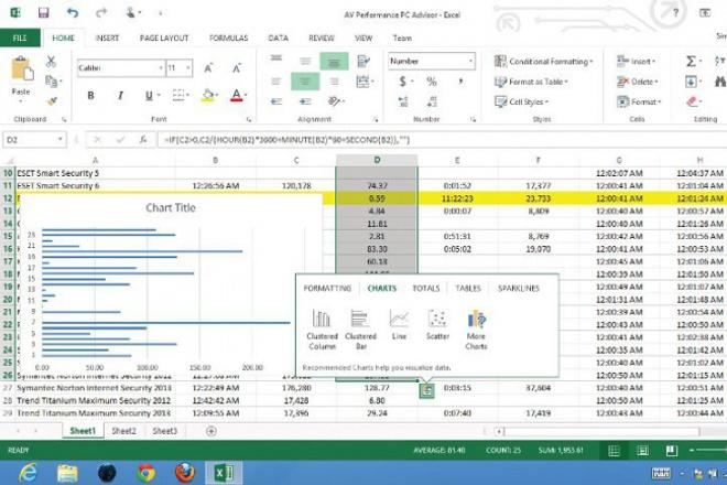 Макросы MS Excel VBA 1 - kwork.ru