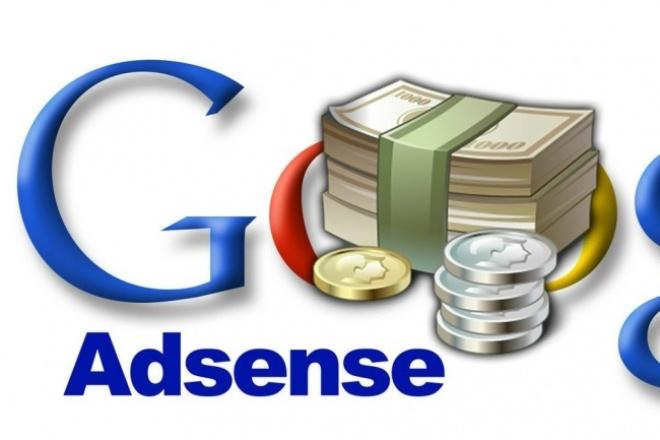 Методика работы с Google Adsense для молодых сайтов 1 - kwork.ru