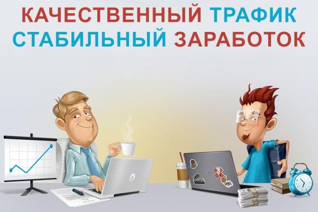 Качественные клики по рекламе 1 - kwork.ru