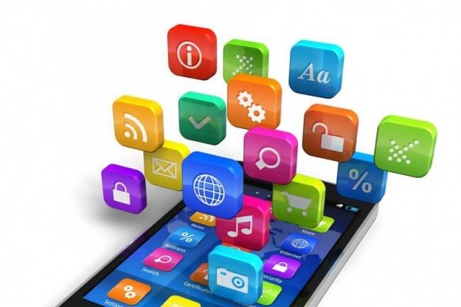 Разработаем прототип, мокапы мобильного приложения 1 - kwork.ru