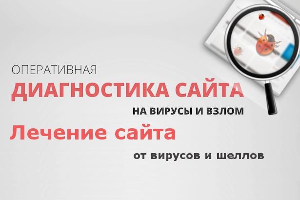 Проверка и лечение сайта от вирусов,шелов, ссылок и скрытых редиректов 1 - kwork.ru