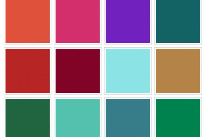 Поменяю цветовую гамму вашего сайта 1 - kwork.ru