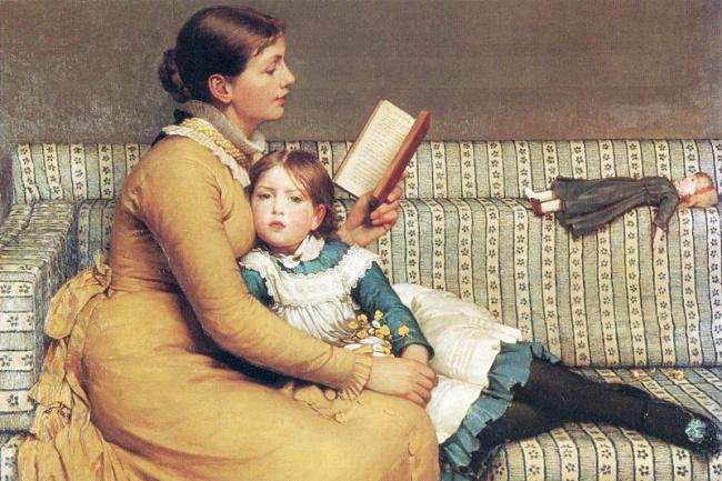 продам очень трогательную сказку про маму и дочку 1 - kwork.ru