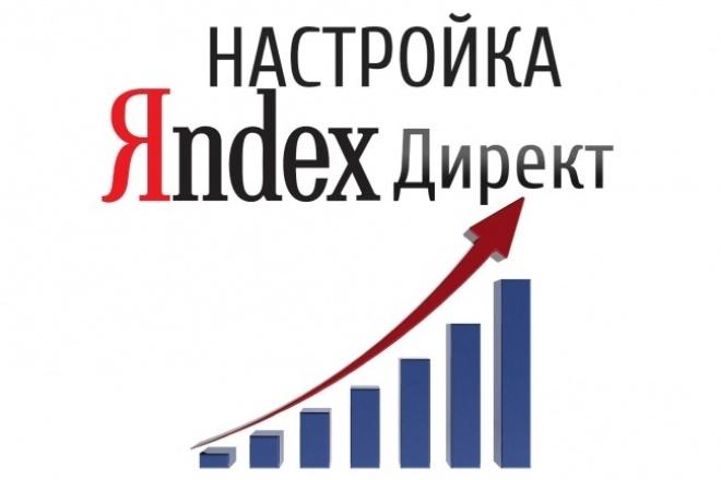 создание, настройка и ведение компании в Яндекс.Директ 1 - kwork.ru