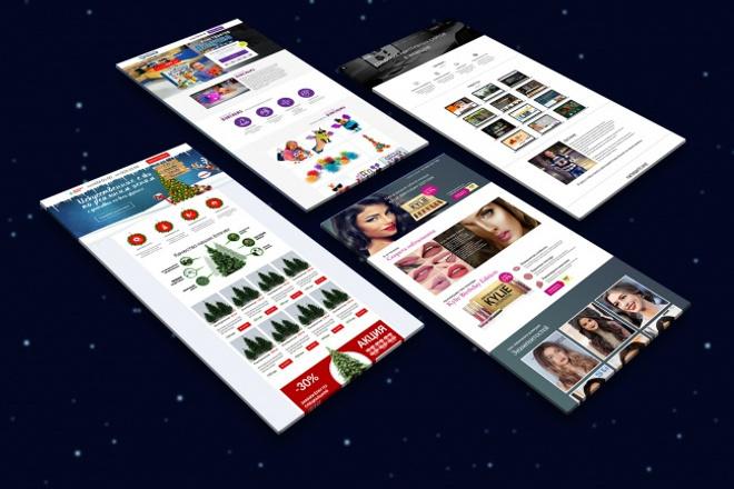 Создам дизайн сайтаВеб-дизайн<br>Создам для вас качественный, современный дизайн сайта. В данный кворк входит: Создание дизайна главного экрана сайта ( Фоновое изображение, меню, информация в шапке, кнопки, формы заявки) 1 экран главной страницы сайта, в который входит меню и первый блок высотой до 750px. Вы получите: Макет в формате psd оформленный под верстку Преимущества работы со мной: - имею опыт работы с фотошоп - постоянно совершенствую свои навыки- занимаюсь также версткой, поэтому учитываю это при создании дизайна. - ценю время (не срываю сроки) - всегда на связи __________________ Чтобы заказать дизайн дополнительных страниц, дизайн страницы целиком, пожалуйста, выберите опции. примеры моих работ. http://youmarket.webflow.io/ http://elkishop.webflow.io/ http://bunchemstoy.webflow.io/ http://блоки-москва.рф http://браер-москва.рф http://evakuator24.mk.ua/ http://керамика-спб.рф http://energopark.webflow.io/ http://vasyadiagnost.webflow.io/ http://karavella.mk.ua/<br>