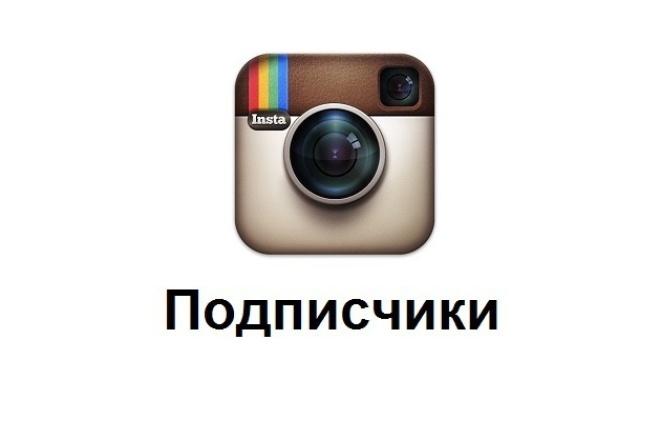 Подписчики в instagramПродвижение в социальных сетях<br>Накрутка подписчиков (фолловеров) на вашу страницу в приложении instagram. По услуге могут отписаться 5-10% подписчиков. Аккаунт должен быть открытым и иметь хотя бы 1 фотографию. По услуге гарантия - 30 дней.<br>