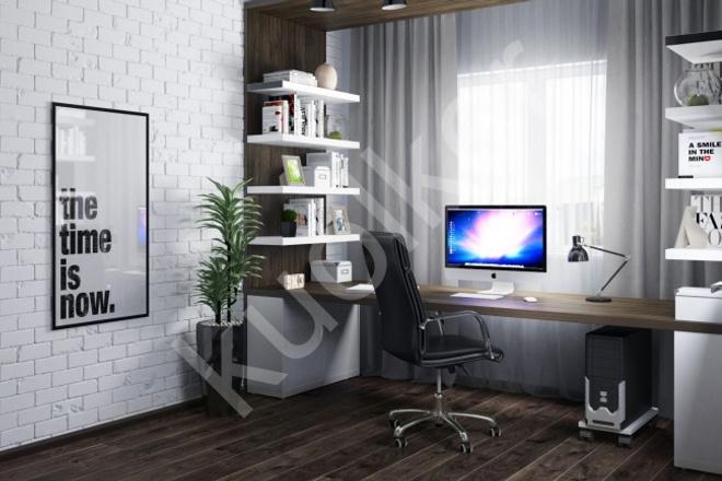 Дизайн-проект интерьераМебель и дизайн интерьера<br>Создам полный дизайн-проект интерьера с 3D визуализацией. В стоимость включено: - визуализация (не менее 3-х видов на помещение) - вся необходимая техническая документация для претворения проекта в жизнь, включая планы, разрезы, чертежи устройства потолков, план электрики и т.д.<br>