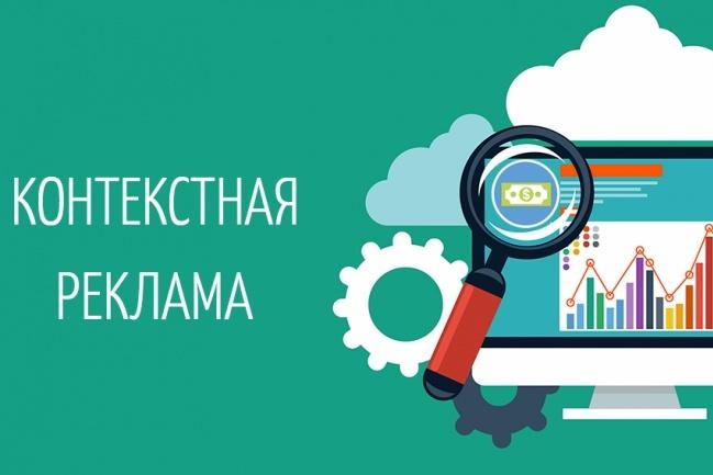 Настройка Яндекс Директ и Гугл Эдвордс 1 - kwork.ru