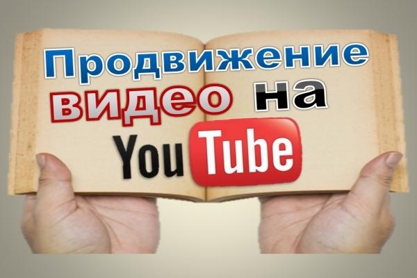 Продвижение, раскрутка Вашего видео на YouTubeСсылки<br>Сделаю Продвижение-Посев Вашего YouTube Video или вашего канала по Блогам, Форумам, Закладкам, Видео-Каталогам и другим ресурсам сети Интернет Этот Кворк позволяет увеличить ссылочную массу. Позволяет набрать популярность и Просмотры вашего видео или Канала. Повышает позиции в Поисковых Системах и специализированных Видео Каталогах. Помогу проставить несколько сотен тысяч ссылок на Ваши ролики и на Ваш канал. Что даст Вам этот Кворк: - Внешние и внутренние ссылки - Чем больше внешняя ссылочная масса на Ваш канал или видео, тем лучше и выше ранжируется видео в поисковых системах и видео-каталогах ! - Чем больше внешняя ссылочная масса на Ваш видеоканал, тем чаще оно появляется на глаза потенциальному посетителю. - Вы получаете Рост просмотров и Подписчиков. Если Вам необходима Комплексная Раскрутка Вашего Канала - обратите Внимание на дополнительные опции к этому Кворку, а именно: 1. Если Вы не имеете оптимальных ключевых слов - сделаю выборку наиболее подходящих ключевых слов под ваше видео или канал. 2. Продвижение вашего видео или канала в течение 10-ти дней. Имею опыт! Гарантирую добросовестное отношение и Качественный подход к работе. Выслушаю ваши Пожелания и Рекомендации.<br>