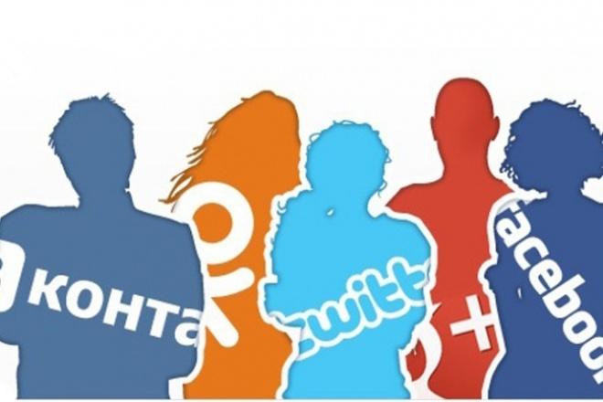 Администрирование группы в контактеПродвижение в социальных сетях<br>При заказе данного кворка осуществляю администрирование группы в контакте. Каждый день по публикую по пять оригинальных постов в группе необходимой тематики.<br>