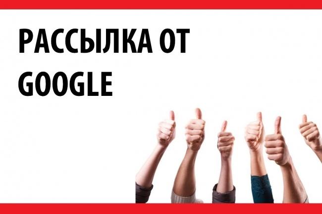 Настройка подписки на рассылку новостей вашего сайта через Google 1 - kwork.ru