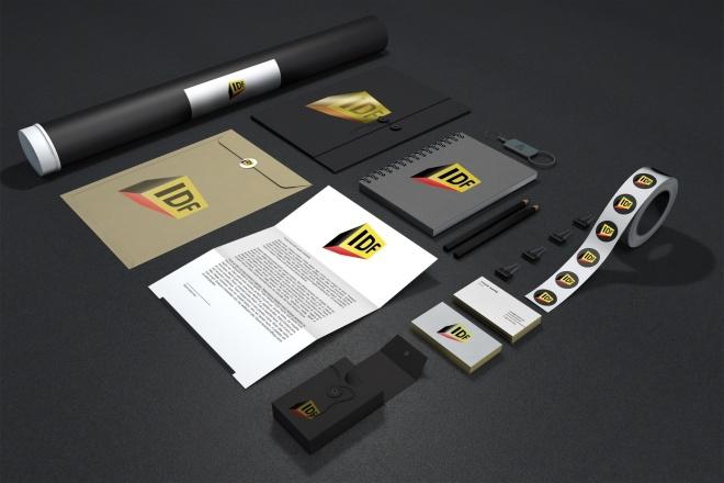 Создание крутого логотипа за 1 день 1 - kwork.ru