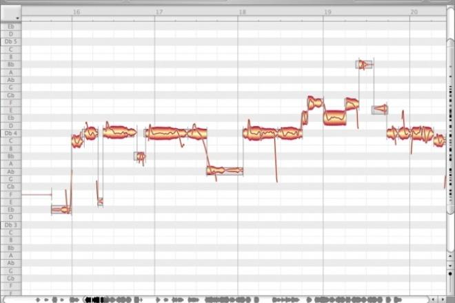 Потюню Вашу запись, уберу шумыРедактирование аудио<br>Отредактирую Ваш вокал с помощью Melodyne, почищу шумы на записи. Так же могу извлечь аудио из видео, сконвертировать аудио в любой формат.<br>