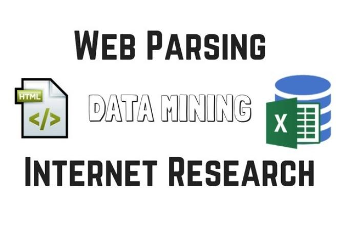 Парсинг сайтаСкрипты<br>Напишу скрипт для парсинга сайта (поиск и сохранение информации, сохранение содержимого web-ресурса). Сделаю быстро и качественно.<br>