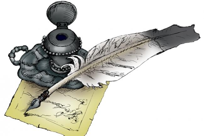 Напишу от руки письмо от Вашего имениИнтересное и необычное<br>Напишу от руки письмо, от Вашего имени. Красивым и аккуратным почерком. Оформлю по Вашему желанию (все обговаривается).<br>