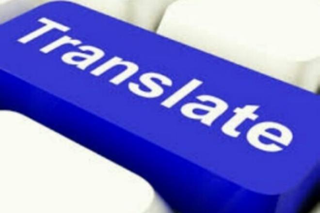 Выполню качественный перевод с английского на русский, украинский 6 000 зн. 1 - kwork.ru
