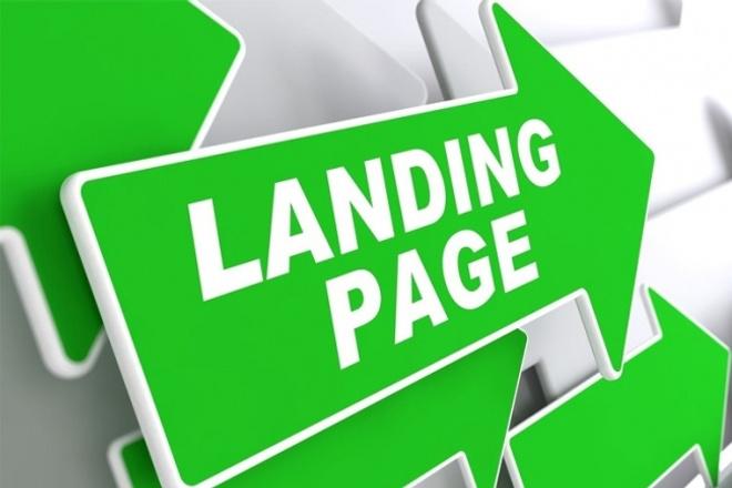Сделаю копию одностраничного сайта Landing pageСайт под ключ<br>Скопирую любой лендинг Landing Page, настрою под ваши нужды, при необходимости установлю на ваш хостинг. По желанию очищу страницу от ненужных скриптов - аналитики. В рамках 1 кворка: - Копия Landing Page - Изменение контактной информации , логотипов - Очистка от ненужных скриптов - Настройка отправки заявок на ваш e-mail НЕ устанавливаю копии НА CMS Если нужно внести в дополнительные правки (поменять изображения, тексты), то пришлите мне ТЗ перед заказом, чтобы я назвал доп. опцию, которую нужно заказать. Копия сайтов, сделанных в конструкторах наподобие: ЛПгенератор, ПлатформаЛП возможна только при заказе дополнительной опции Копия с конструктора. Жду Ваших заказов!<br>