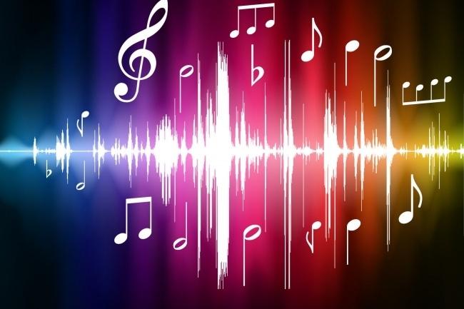 Музыкальная композиция 1 - kwork.ru