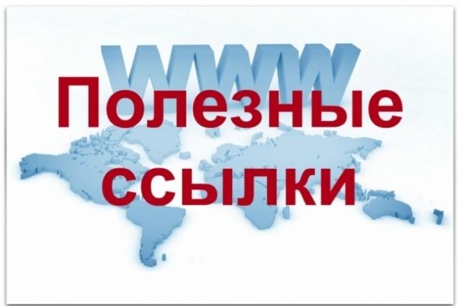 Напишу статьи с вашими ссылками и опубликую на своих сайтах 1 - kwork.ru